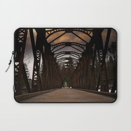 The Old Railway Bridge - Slovenia Laptop Sleeve
