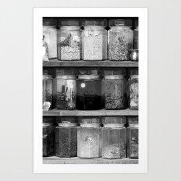 Little Worlds (Big) Art Print