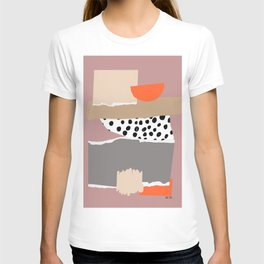 Torn Paper No. 1 T-shirt