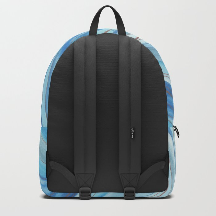 Agate Watercolor 13 Backpack