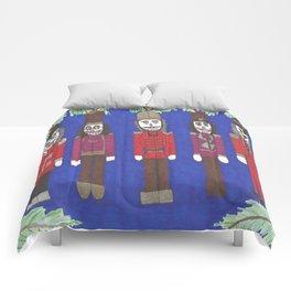 Nutcracker Suite Comforters