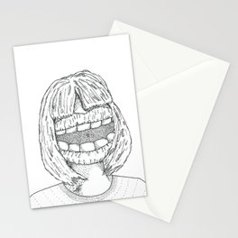 Big Mouth Stationery Cards
