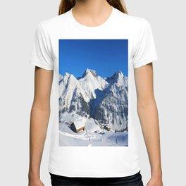 Winter Panorama in Austria T-shirt