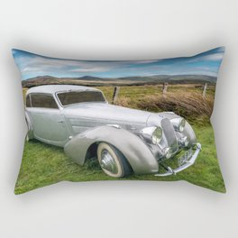 Talbot Darracq Rectangular Pillow