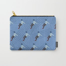 FLY PATTERN Carry-All Pouch