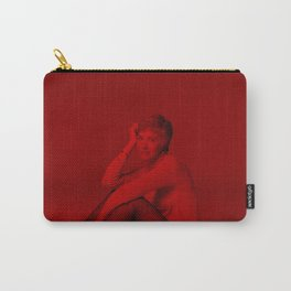 Julie Andrews - Celebrity (Photographic Art) Carry-All Pouch