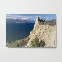Penticton Naramata Bench Landscape Metal Print