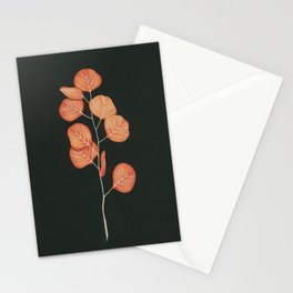 Black Pages Stationery Cards