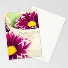 Tea Petals Stationery Cards