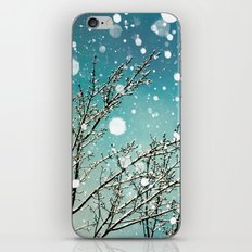 Snowfall iPhone & iPod Skin