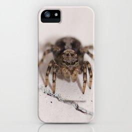 Stalking prey iPhone Case