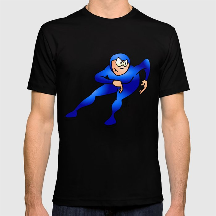 Speed Skater T-shirt