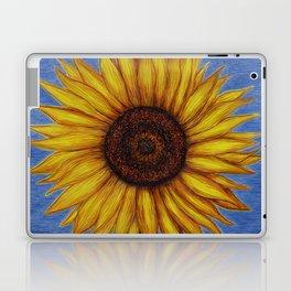 Sunflower by Lars Furtwaengler | Ink Pen | 2011 Laptop & iPad Skin