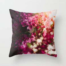 Beauty of Spring II Throw Pillow