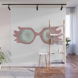 Lovegood Glasses Spectrespecs Wall Mural