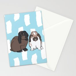 Oreo and Teddy Stationery Cards