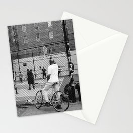 New York Basketball Stationery Cards