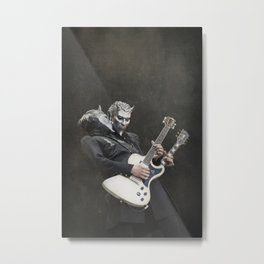 Ghost - Nameless Ghouls Metal Print