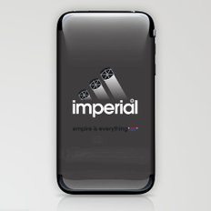 Brand Wars: Imperial iPhone & iPod Skin
