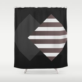 Separation Shower Curtain