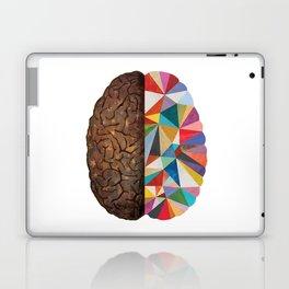Geometric Brain Laptop & iPad Skin