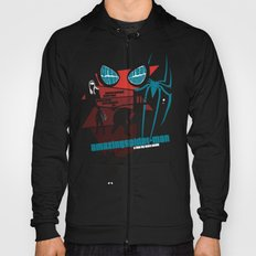 Amazing Spider-man 2 Poster Hoody