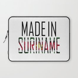 Made In Suriname Laptop Sleeve