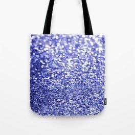 Blue Sparkles Tote Bag