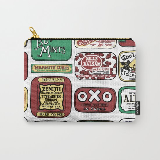 Tins Carry-All Pouch