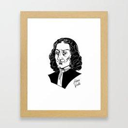 Antonio Vivaldi Framed Art Print