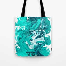 ABSTRACT LIQUIDS XXVII Tote Bag