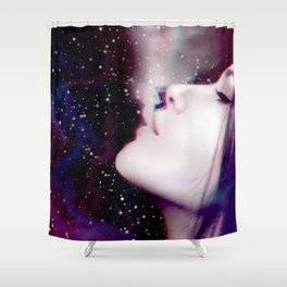 Make You Feel Shower Curtain