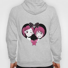 Lovely Complex Hoody