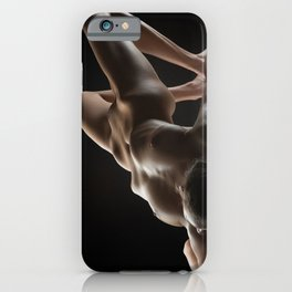 You Raise Me Up iPhone Case