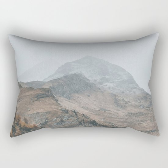 Switzerland X Rectangular Pillow