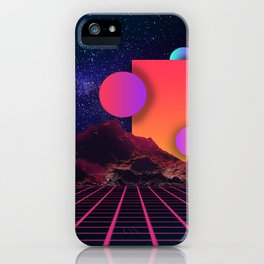 Dreamy Days iPhone Case