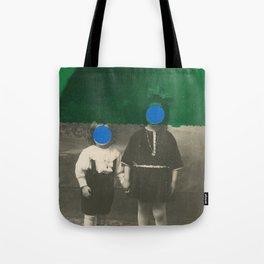 A Modern Landscape Tote Bag