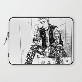 No Future Laptop Sleeve
