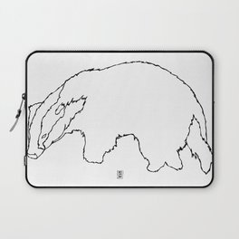Badger Badger Laptop Sleeve