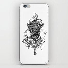 Zeng Zhang Devaraja iPhone Skin