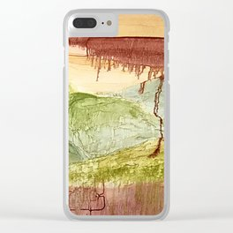 Pipeline Clear iPhone Case