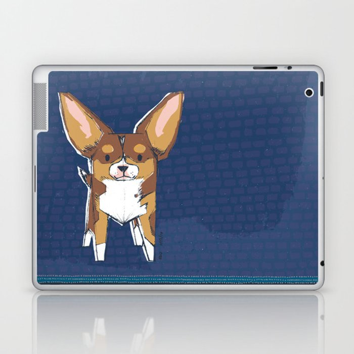 Tibby by Friztin Laptop & iPad Skin