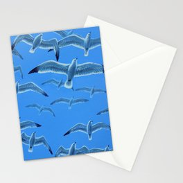 Wind beneath my wings Stationery Cards