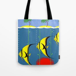 Australia Great Barrier Reef Queensland Tote Bag