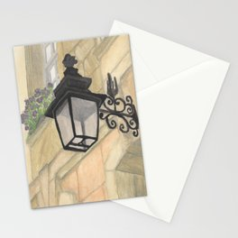Oxford Lamp Stationery Cards
