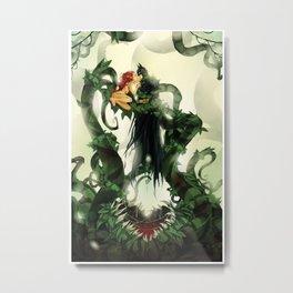 One Last Kiss Metal Print