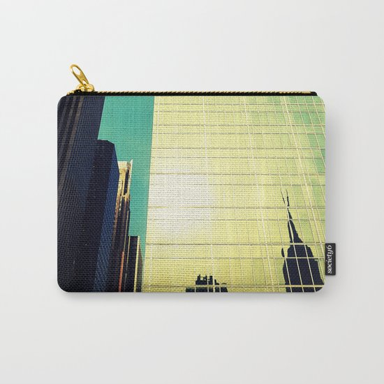 empire state reflection NY Carry-All Pouch