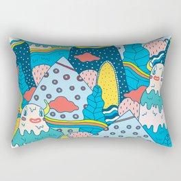 LOST! Rectangular Pillow