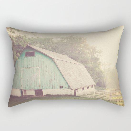 Morning Haze  Rectangular Pillow