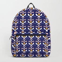 Retro Flower Backpack